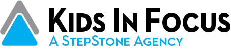 kids in focus logo